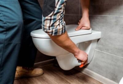 blocked toilet gold coast