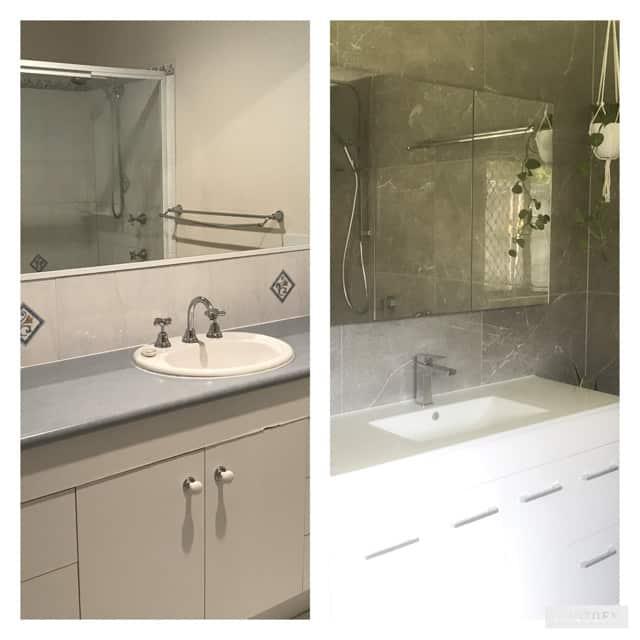 plumbers bathroom renovations Gold Coast